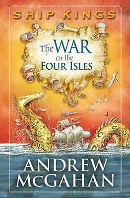 NEW The War of the Four Isles By Andrew McGahan Hardcover Free Shipping