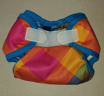 Rumparooz cloth diaper cover reusable baby boy girl infant unisex excellent