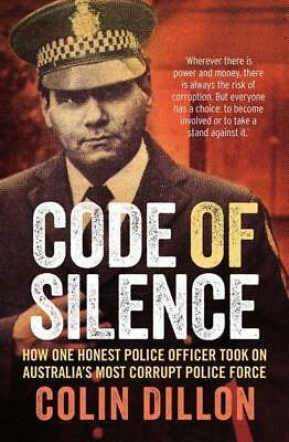 NEW Code of Silence By Tom Gilling Paperback Free Shipping