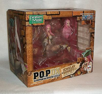 Jewelry Bonney anime figure One Piece POP Portrait of Pirates 1/8 model US