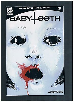 HOT !!  BabyTeeth 3 AfterShock Comics  NM/NM+ FREE OR COMBINED SHIPPING