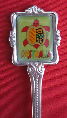 Collectable Spoon - Turtle, Australia
