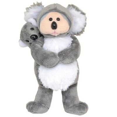 Gumnut and Eucy the Koala Bears Beanie Kid Large NEW  Large 30cm/12""