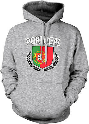 Portugal Shield Crest Coat Of Arms Portuguese Country Born From PT Men/'s Thermal