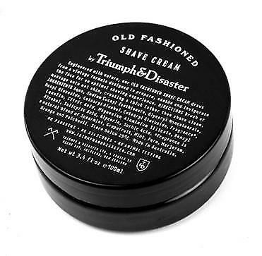 New Triumph & Disaster Old Fashioned Shave Cream Jar 100ml