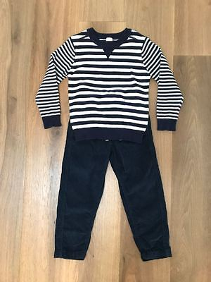Boys pants and top size 5