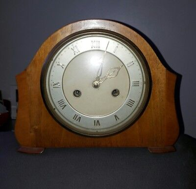 Vintage Smiths Mantle Clock.