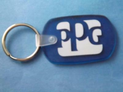 Ppg Automotive Paint Coating  Keychain Key Ring Car Truck Advertising Collector