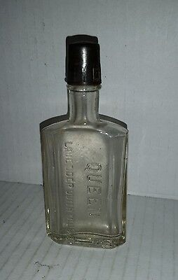 QUEEN Lavender with Musk small vintage scent or perfume bottle