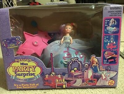 Big Sisters Miss Party Surprise Costume Party Set