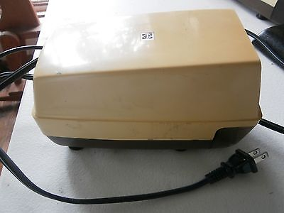 Used panasonic electric pencil sharpener Model KP-33 with auto stop
