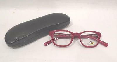 EYEBOBS New BUTCH #2249 Eyeglasses Readers RED