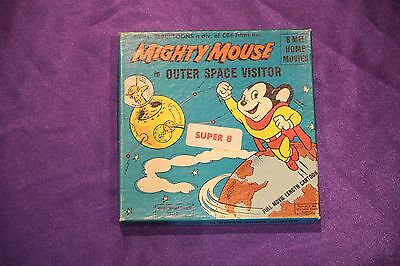 Mighty Mouse - Outer Space Visitor - Super 8 film
