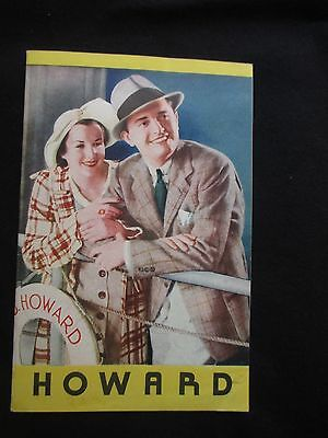 Howard  Mens Clothes Styles Spring  & Summer 1935