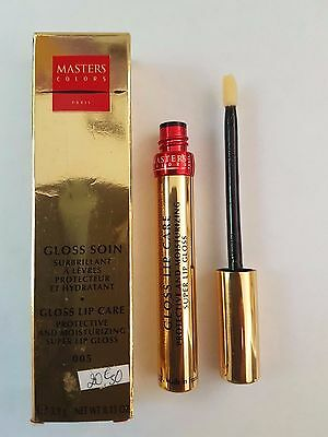MASTERS COLORS / GROUPE GUINOT gloss  BRILLANT a levres  extra shine 005