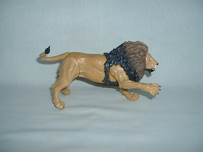 THE CHRONICLES OF NARNIA ASLAN THE LION Action Figure Toy (DISNEY/HASBRO/FILM)