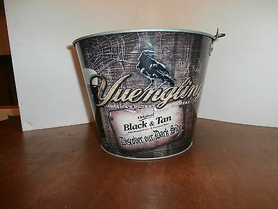 Yuengling  beer bucket tin, sign D.G. Yuengling, Pottsville, Pa