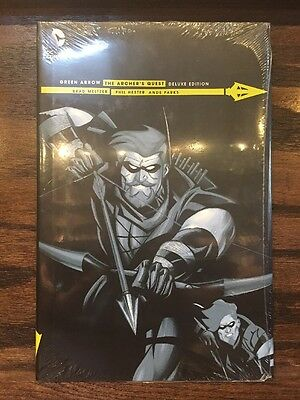 GREEN ARROW -- The Archer's Quest Hardcover -- SEALED HC