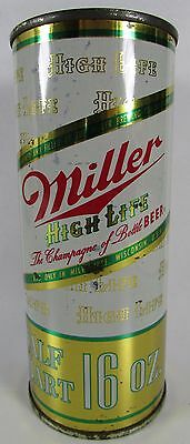 Vintage Miller High Lift 16oz Flat Top nice condition