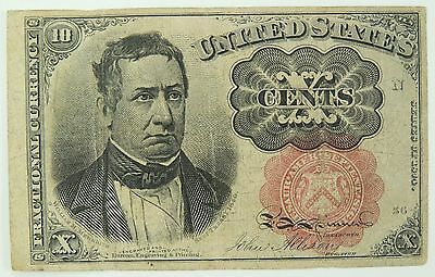 10C Ten Cent 5th (Fifth) Issue Fractional Currency