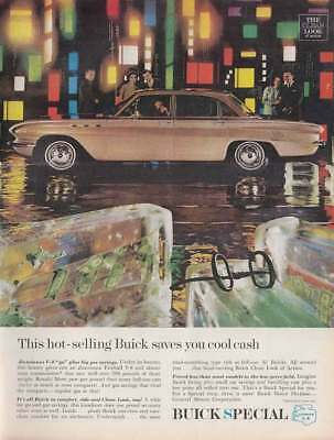 1961 Buick Special: Hot Selling, Cool Cash (19897) Print Ad