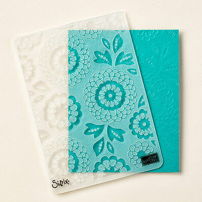 Stampin' Up! Lovely Lace Textured Impressions Embossing Folder