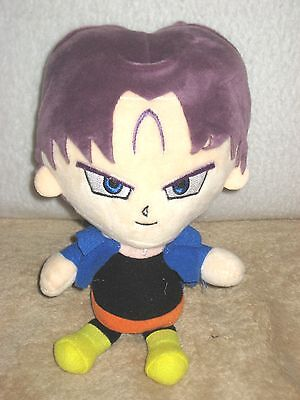 "Dragon Ball Z ""trunks"" Plush, 9"" ,(New)"