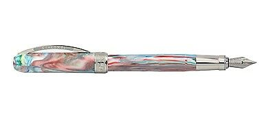 Visconti Rembrandt Merry Go Round Fountain Pen Stainless Steel Nib