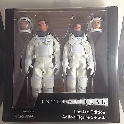 Neca Interstellar Limited Edition Action Figure 2-pack