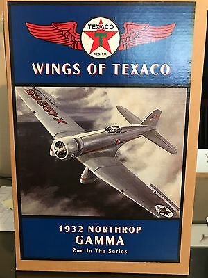 Wings of Texaco, 1932 Northrop Gamma, 2nd In The Series