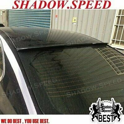 Painted HRW Type Rear Roof Spoiler Window Wing For Honda 2003~07 Accord Coupe ✪