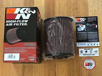 Ford Focus Rs - K&n High Flow Air Filter - E-9289 - Brand New - Mountune