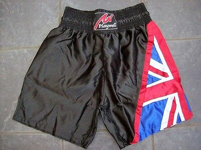 Boxing Shorts Union Jack Great Britain UK Seller Boxen Hose