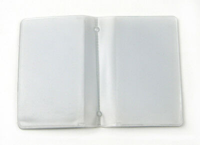 Clear Card Holder sleeves Insert. Free Postage within Australia!