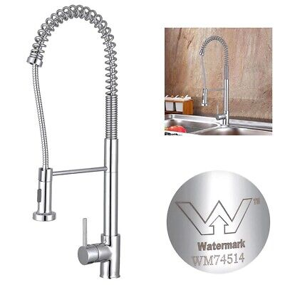 Watermark WELS Kitchen Faucet Swivel Pull Out Down Mixer Tap Basin Sink Chrome
