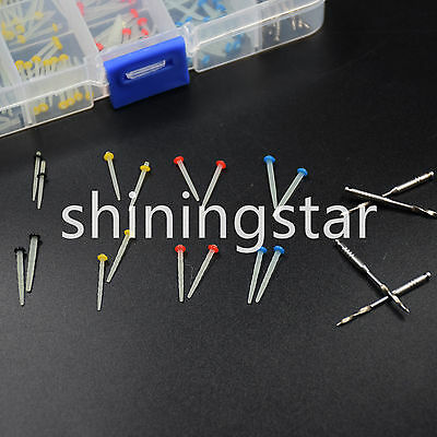 160x Dental Glass Fiber Post Single Refilled Package & 32x Drills Hot Sale