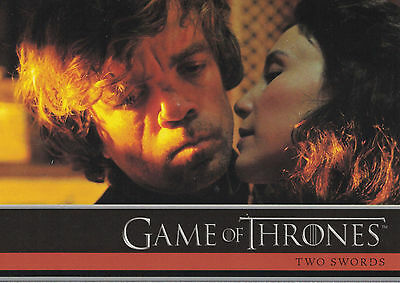 Game of Thrones Season 4 Trading Card Set (100 Cards)