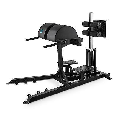 Roman Chair Fitness Workout Hamstrings Abdominal Muscles Back Gym * Free P&p Uk
