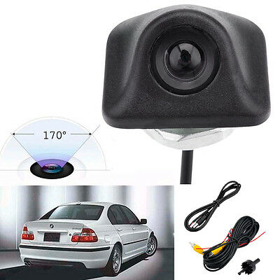 HD Waterproof 170° Car Reverse Backup Night Vision Camera Rear View Park Cam TO
