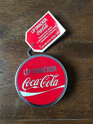 NEU original 2x Coca Cola Lip Smacker Balms Lippen Balsam mit Metallbox