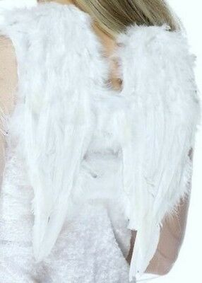 White Feather Angel Wings