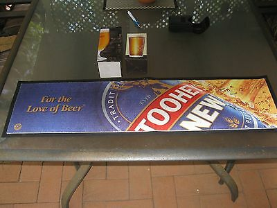 Coopers & James Squire Boxed Beer Glasses Plus Tooheys Mat