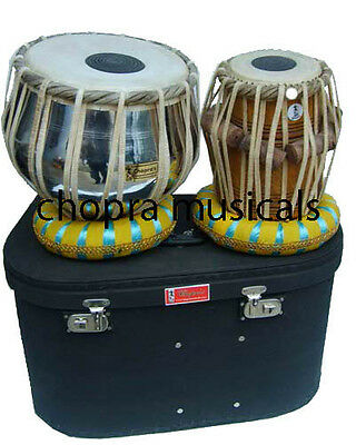 Tabla Trommel Beste Messing Bayan Nickel Holz Dayan Ring Hammer, Box Schiff frei