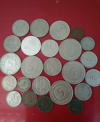 Germany coins