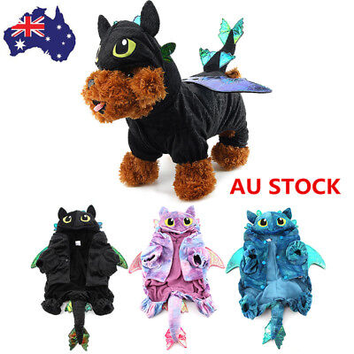 Pet Cat Puppy Dog Costume Clothes Xmas Halloween Cosplay Party Apparel Outfit