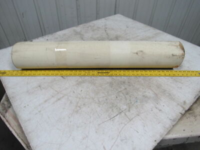 "3 Ply White Smooth Top Conveyor Belt 9' X 36"" X 0.110"""