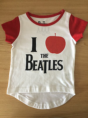 T-shirt neuf 12 mois The Beatles