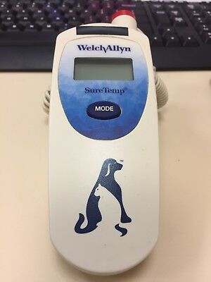 Welch Allyn Thermometer dog/cat