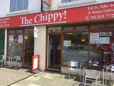 Fish and Chip Restaurant and Takeaway with 2/3 Bed accomodation