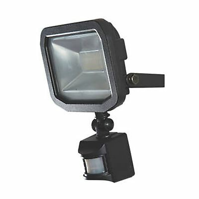 Luceco Guardian Slimline LED Floodlight 30 W~3000K Warm White~Security~IP65